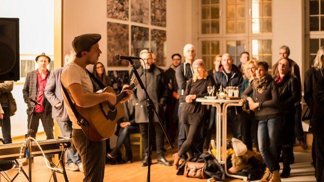 Galerie doppelverglasung — Event / Patrick Richardt / MAAANY Werbeagentur Krefeld